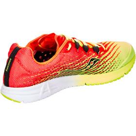 saucony Type A9 Shoes Women, citron/pink